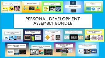 Personal Development Assembly Bundle