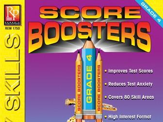 Score Boosters (Grade 4)