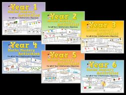 Primary Maths Mastery Pack