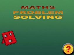 Maths Problem Solving: Beanbag Game