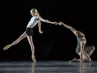GCSE Dance Infra Scheme of Work