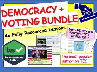 Democracy,  Voting, General Elections