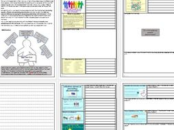 BTEC Level 3 Health and Social Care Unit 5 A1, A2 People Skills and A3 Empathy theories