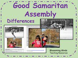 theme of the good samaritan