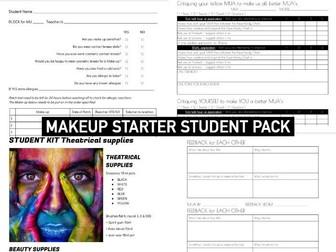 MAKEUP | Starter Student Pack