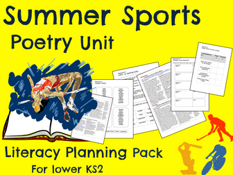 Sports & Games - Poetry