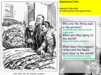 KS3 Hitler's Downfall (WW2)