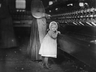 Child Labour - Industrial Revolution