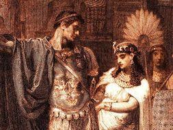 Antony & Cleopatra- Act 1