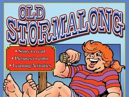 Old Stormalong: Read & Color