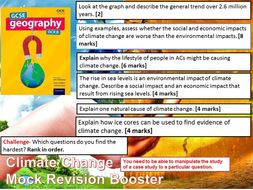 Paper 1 OCR B Topic Bundle