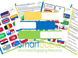 Functional Skills ICT - The World We Live In