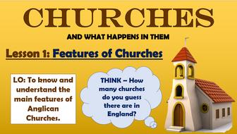 Churches---Lesson-1---Features-of-Churches.pptx
