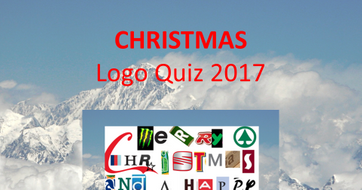 christmas logo quiz 2017 by peterkr teaching resources tes. Black Bedroom Furniture Sets. Home Design Ideas