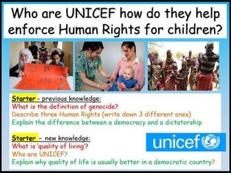 Unicef + United Nations