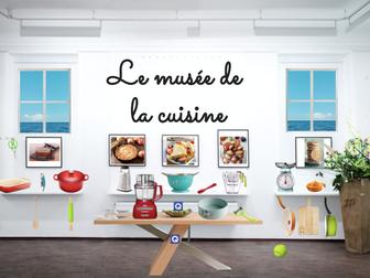 Le musée de la cuisine