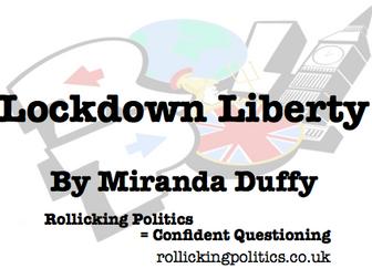 Lockdown Liberty by Miranda Duffy