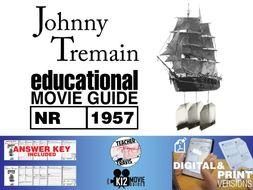 johnny tremain essay questions