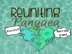 Reuniting Pangaea- Continental Drift Lesson