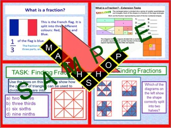 Fraction - What is a Fraction?