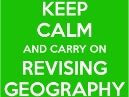 Case studies - GCSE Geography (OCR B)