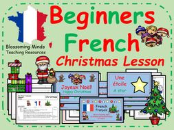 French Christmas Lesson and Resources - Noel