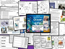 A Complete Unit of Ocean Life and Interdependence for the IB PYP