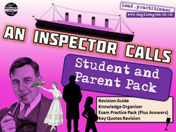 An Inspector Calls Student and Parents