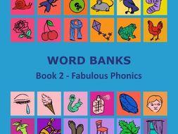 Fabulous Phonics Word Banks