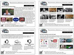 One Direction History GCSE Media Studies Music Video CSP
