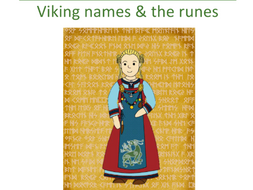 Viking names and the runes