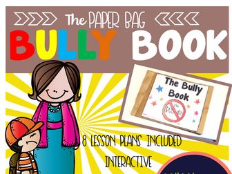 Paper Bag Bully Book