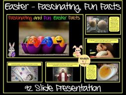 Easter: Fascinating and Fun Facts