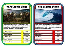 Top Trump Cards Templates  Bundle Publisher