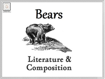 Bears Literature & Composition
