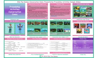 Friendship-Activities-Conversation-Comic-Presentation.pptx