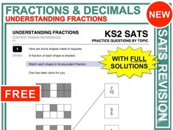 KS2 Maths (Understanding Fractions)