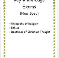 First Year Key Knowledge Exams Bundle
