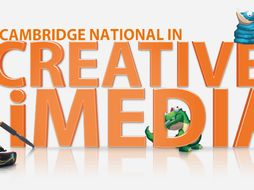 **R082 Creating Digital Graphics with 15 VIDEOS! - Creative iMedia - Task 1-4 (Teacher Resource )**