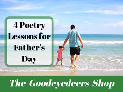 4 Poetry Lessons for Father's Day
