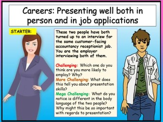 Careers - Applications