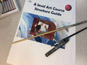 A level Art Course Structure 2017-18