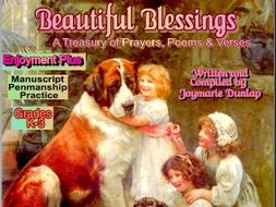 """Beautiful Blessings"" Prayers, Poems & Verses"