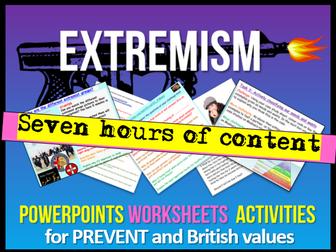 Extremism, Prevent, Radicalisation