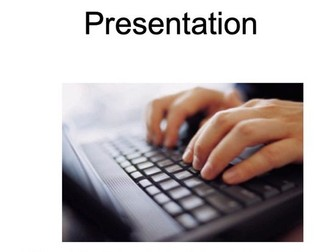 eBook using PowerPoint with lesson tutorial