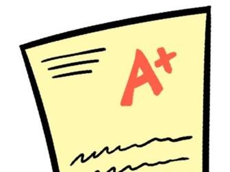 GCSE English Literature - Macbeth Grade 7,8 and 9 Model Answers