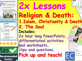 Christianity / Islam : Religion and Death