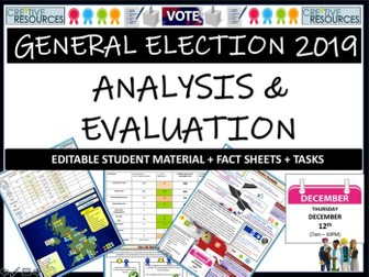 General Election 2019 Activities