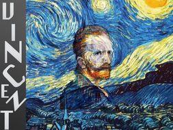 Vincent van Gogh ~ Art History ~ Post Impress ~ Painting ~ Art ~ 198 Slides ~ Public Domain