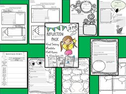 A Goal Setting and Reflection Pack for the IB PYP